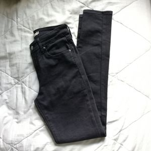 LEVI'S 721 High Rise Skinny Black W26